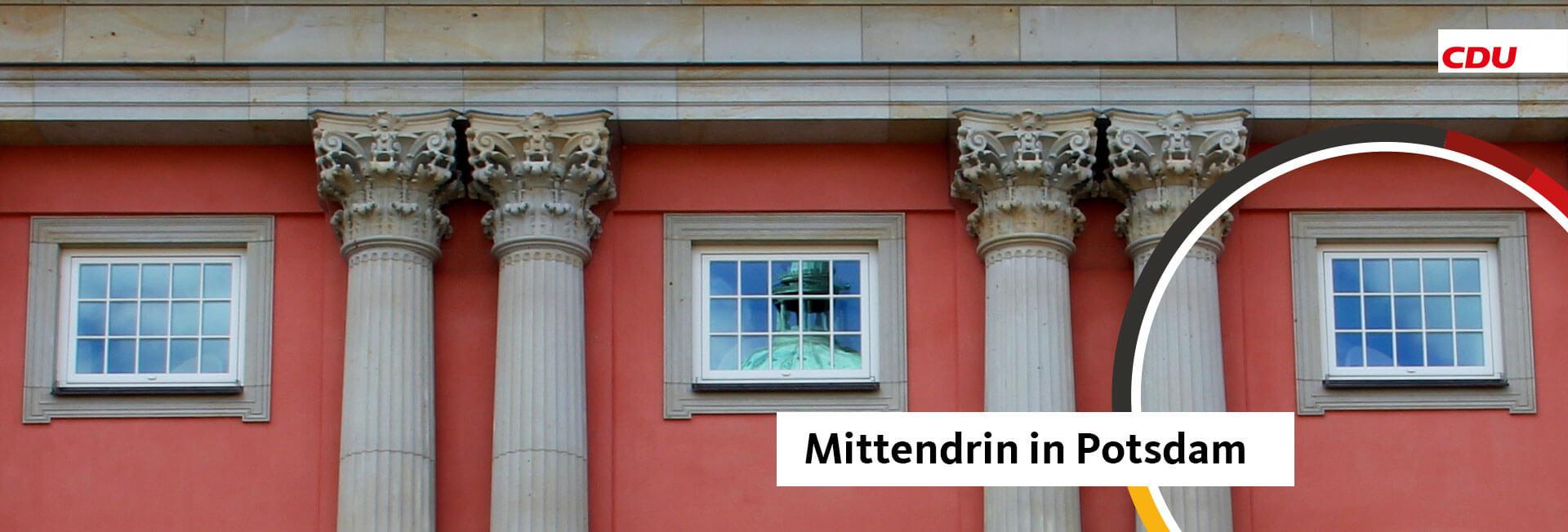 Mein Wahlkreis - Potsdam