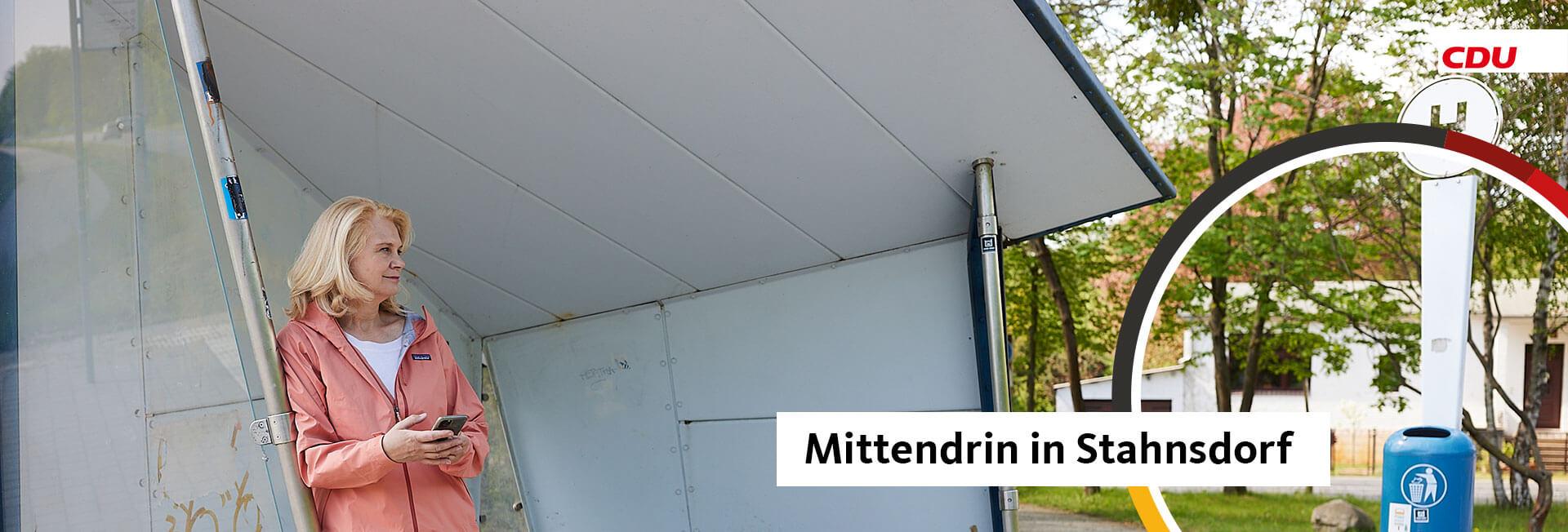Mein Wahlkreis - Stahnsdorf