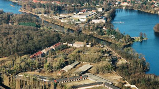 Infrastruktur Nedlitz