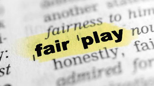 Fair – Play im Wahlkampf- Tanja Mutschisck, Saskia Ludwig und Danny Eichelbaum legen Fairnessgrundsätze vor.