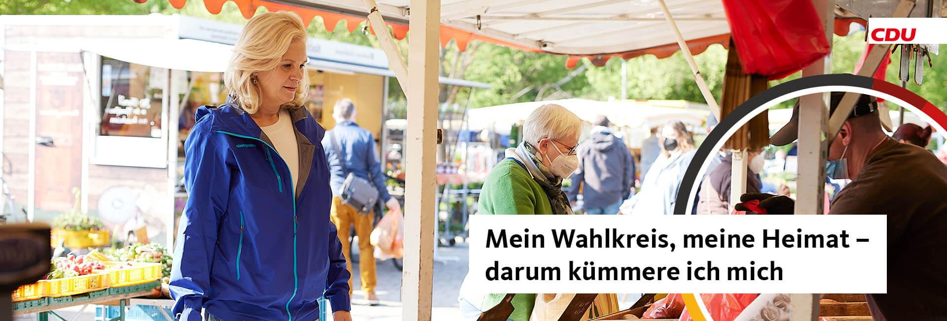 Saskia Ludwig - Mein Wahlkreis