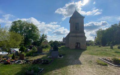 Bund fördert Sanierung von Golmer Dorfkirche- Ludwig: Gelder gut angelegt