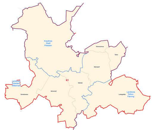 Mein Wahlkreis