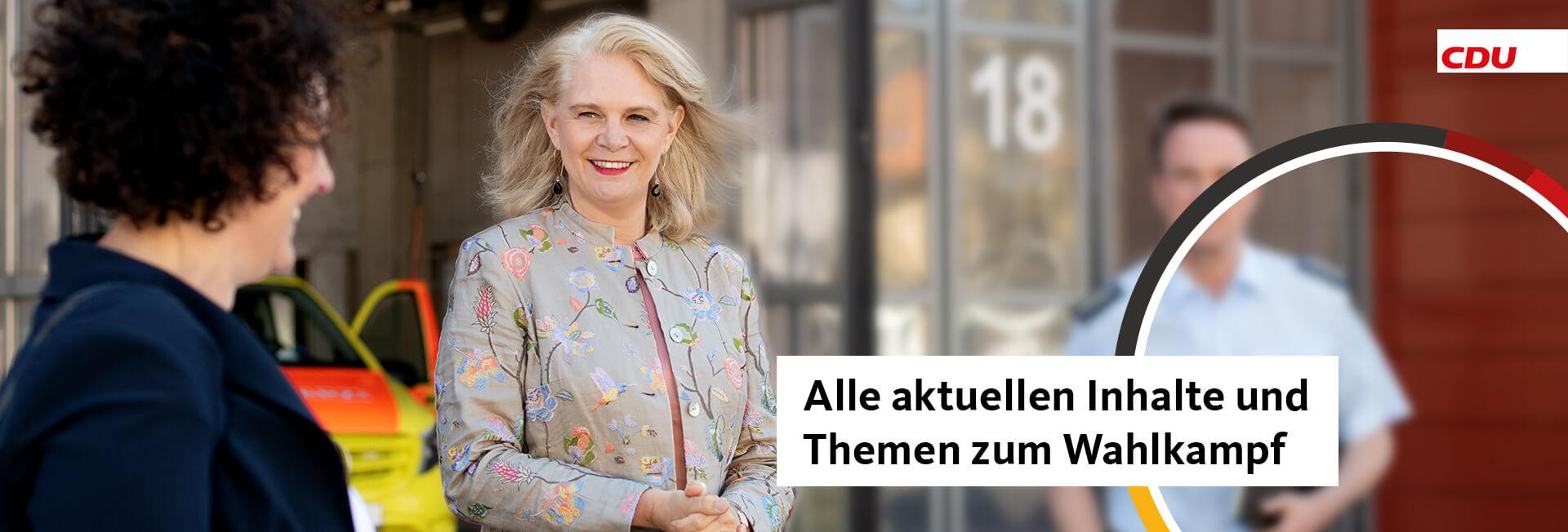 Saskia Ludwig - Aktuelles